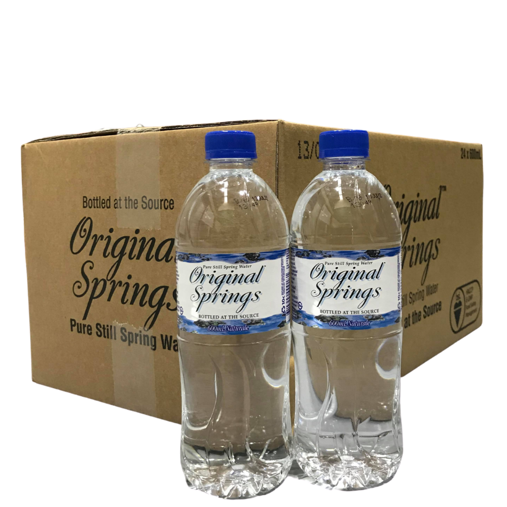 Original Spring Bottle Water (24 Bottles/Box)