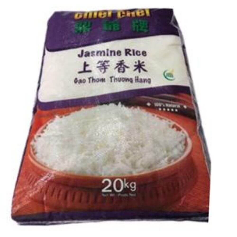 Chief Chef Jasmine Rice (20Kg)